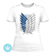 Женская футболка Разведкорпус