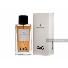 Туалетная вода D&G Anthology L'Empereur 4