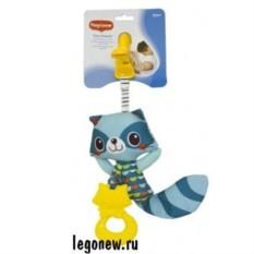 Развивающая игрушка с вибрацией Енот от Tiny Love