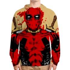 Толстовка для мальчиков Deadpool