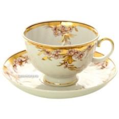 Фарфоровый чайный сервиз на 6 персон Праздничный