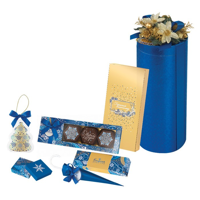 Подарочный набор сладостей Рондо