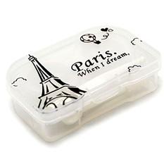 Контейнер для контактных линз Paris – Eifel Tower