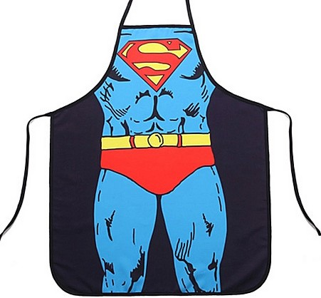 Фартук для мужчины Супермен
