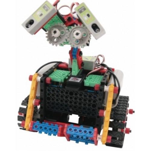 Набор по робототехнике Huna Class 3 (31 программируемый робот)