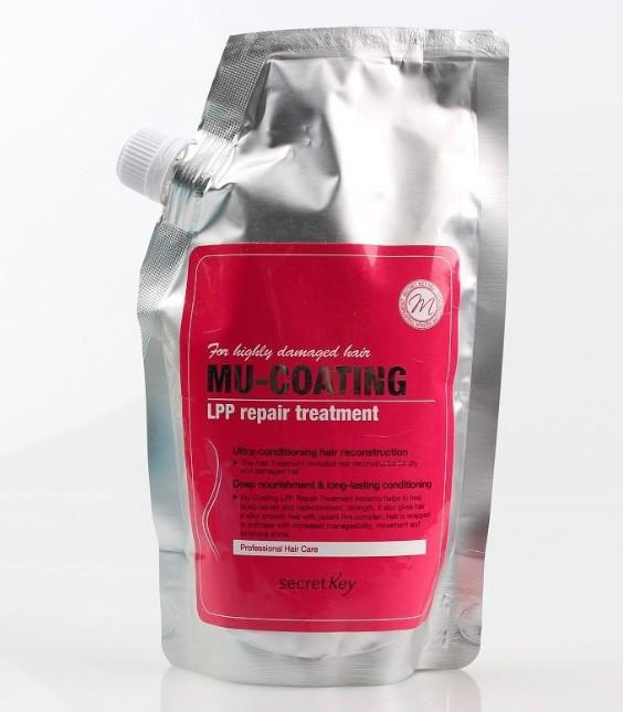 Бальзам для укрепления и ламинирования волос Mu-Coating LPP