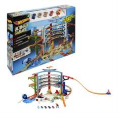 Игровой набор Mattel Hot Wheels Невообразимый гараж