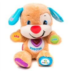 Развивающая игрушка Ученый щенок (Fisher-Price)