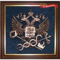 Плакетка Герб Федеральной службы по налогам и сборам
