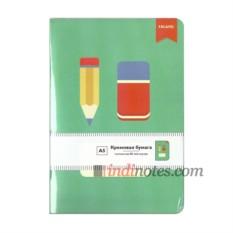 Скетчбук-тетрадь Falafel books School А5