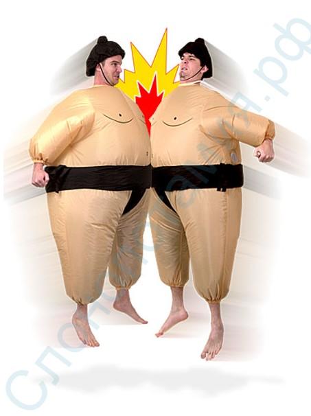 Комплект надувных костюмов Сумо