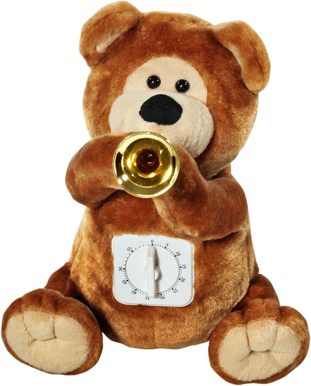 Музыкальная игрушка с таймером «Медвежонок»