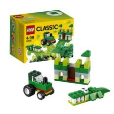Конструктор Lego Classic Зелёный набор для творчества