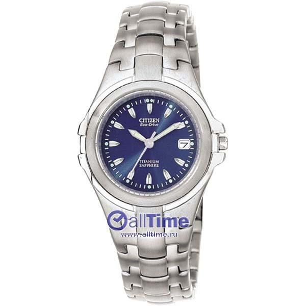 Женские часы Citizen Titanium ECO-DRIVE EW0650-51L