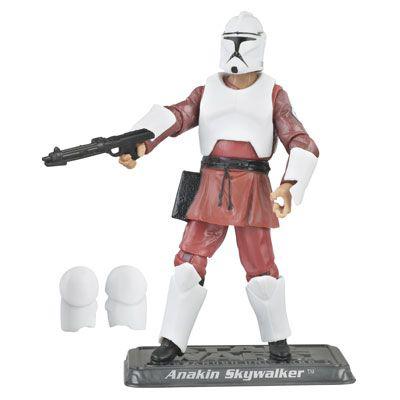 Фигурка Training Fatigues Clone Trooper. Star Wars