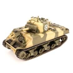Радиоуправляемый танк VSTank M4 sherman desert camouflage
