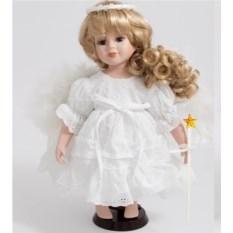 Коллекционная фарфоровая кукла Эмили