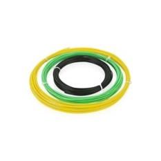Черный ,желтый и зеленый пластик для 3D ручек ABS-3