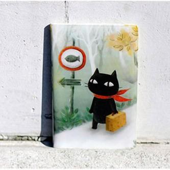 Держатель для карточек Muffler cat
