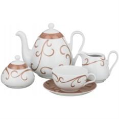 Чайный сервиз Viola на 6 персон