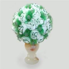Цветы из нефрита Нефритовая свадьба