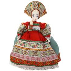Кукла на чайник Людмила