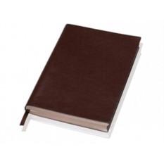 Недатированный коричневый ежедневник Lettertone Soft Line
