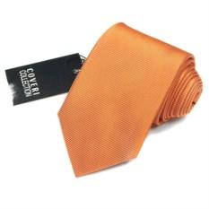 Оранжевый галстук Enrico Coveri