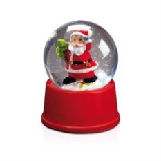 Стеклянный шар Дед Мороз
