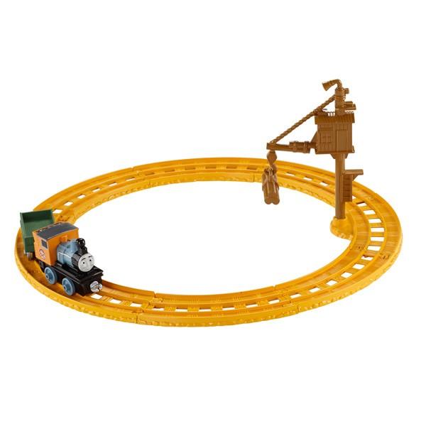 Железная дорога Mattel Thomas Бэш на туманном острове