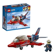 КонструкторLego City Реактивный самолёт