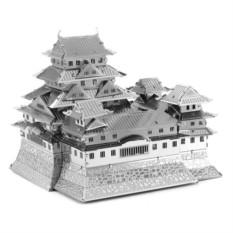 3D пазл из металла Японский замок Эдо