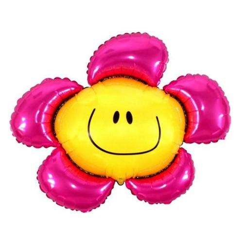 Шар из фольги Цветок
