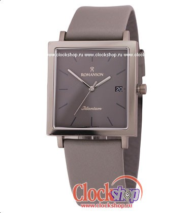 Часы ROMANSON DL 2133S MW (GR)