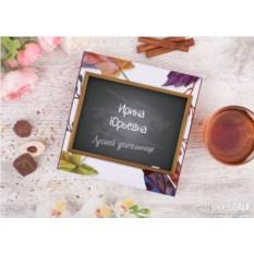 Набор конфет «Школьное сочинение» в подарочной упаковке