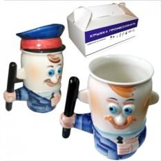 Кружка полицейского