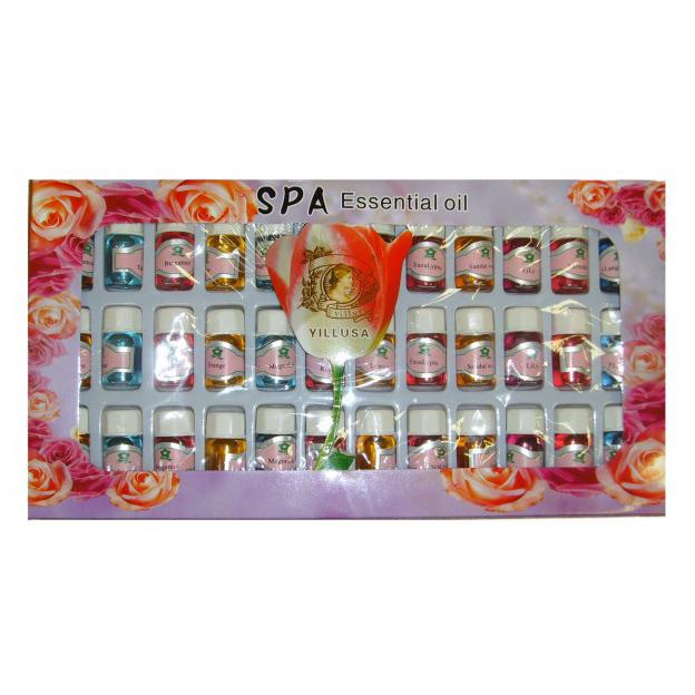 Набор аромамасел из 36 штук