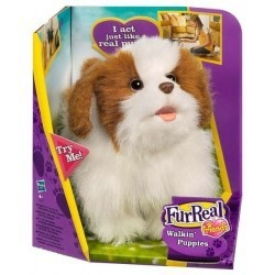 Интерактивная игрушка Белый щенок