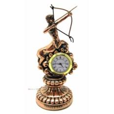 Статуэтка с часами Стрелец (19 см)