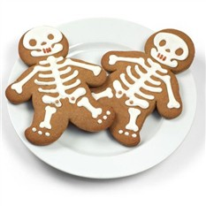 Форма для печенья Скелетик