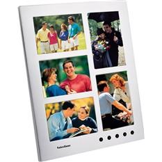 Рамка для 5 фотографий с записью комментариев