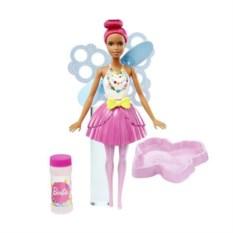 Кукла Mattel Barbie Яркая фея с волшебными пузырьками