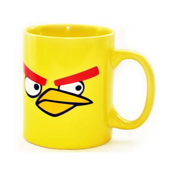Кружка Angry Birds, желтая птица