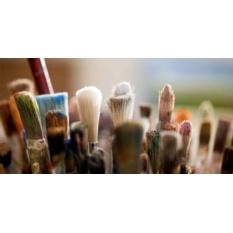 Посещение мастер-класса по живописи