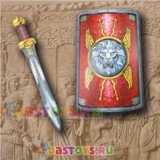 Игровой набор легионера Щит и меч