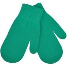 Зеленые сенсорные варежки In touch