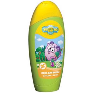 Детская пена для ванны «Банан»