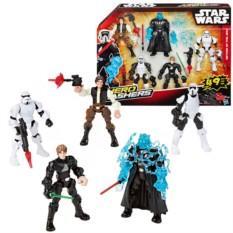 Набор фигурок Мультипак Звездных войн от Star Wars