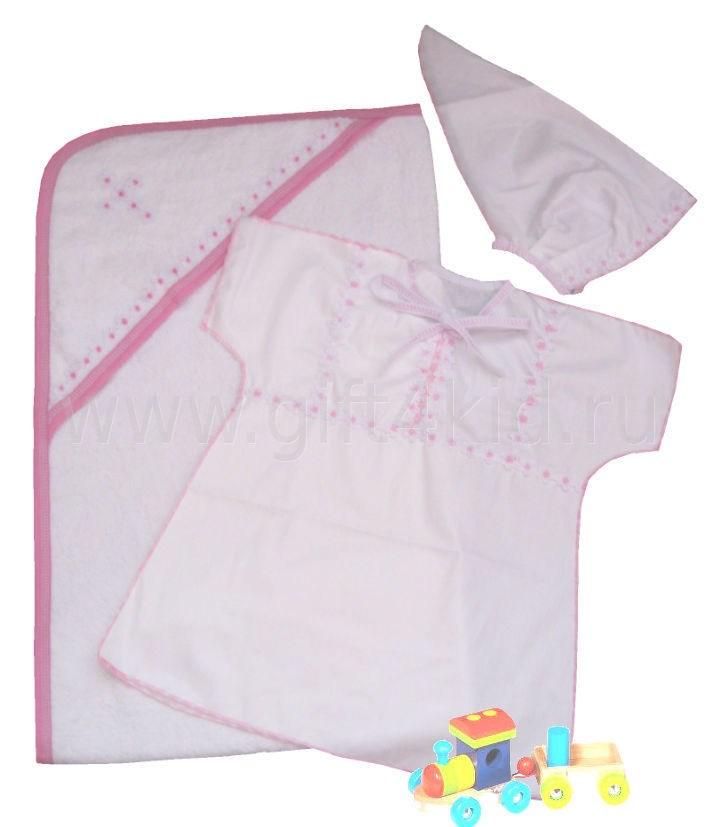 Крестильный набор для новорожденной