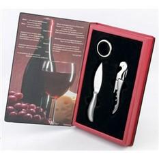 Набор аксессуаров для вина «Винная энциклопедия»